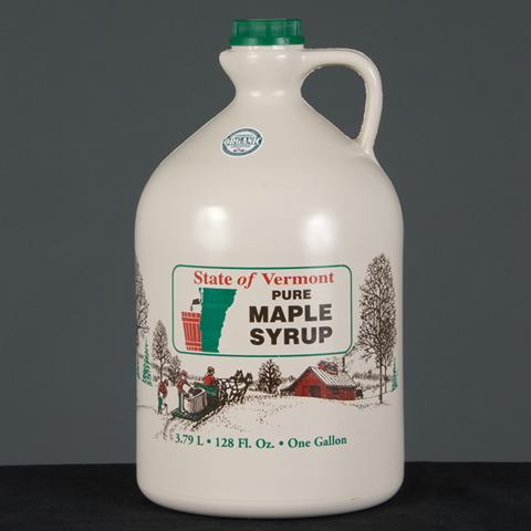 Gallon - Pure Vermont Maple Syrup-0