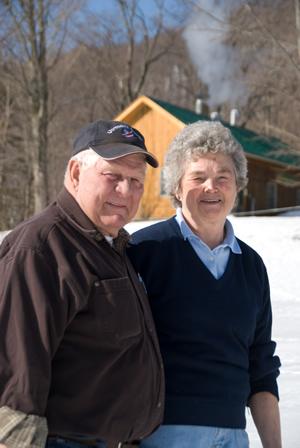 Frank and Barbara Dodge