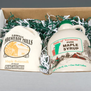 Maple Gift Boxes/Baskets